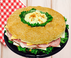 Cold Cut Party Platters image