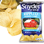 grocery potato chips snyder